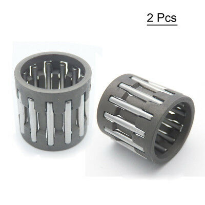 2x Wrist Pin Needle Bearing 12X15X15mm For Motorcycle Engine Cylinder 12mm