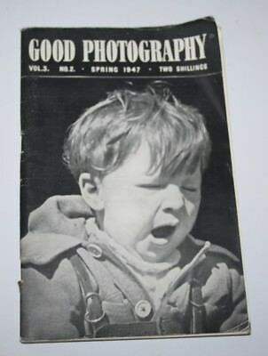 Good Photography, Spring 1947 -  Making Your Hobby Pay