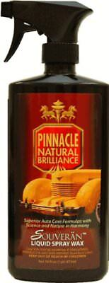 Pinnacle Souveran Spray Wax - 473ml - Carnauba Combined with Polymers