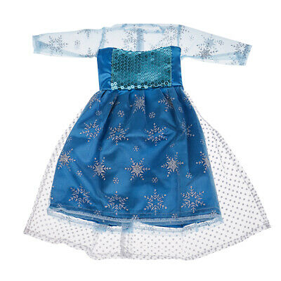 Blue Dress Outfit Clothing for 18'' Our Generation American Girl Doll -3