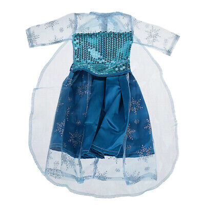 Blue Dress Outfit Clothing for 18'' Our Generation American Girl Doll -2