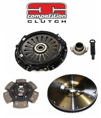 Stage 4 Competition Clutch & Flywheel Kit- For R33 Skyline GTR RB26DETT