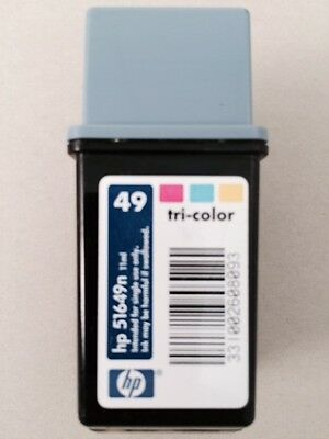 Lot of 200 Virgin Empty Ink Cartridges for HP 49