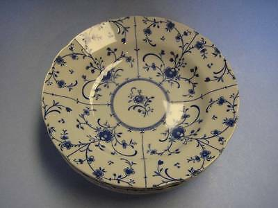 "Sanyo Blue Copen 9"" Rimmed Bowl Japan 5 available"