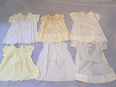 Vintage Infant Baby Clothing