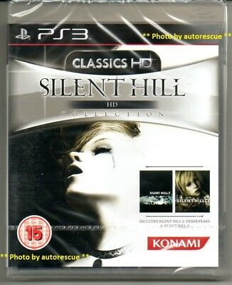Silent Hill Collection HD  'New & Sealed'   *PS3*