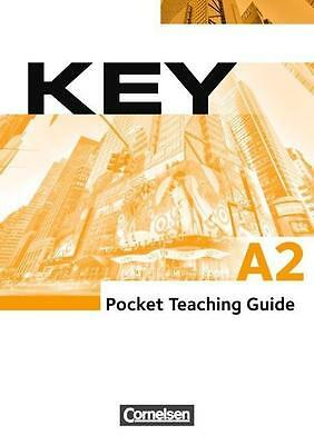Key A2. Pocket Teaching Guide mit Kursbuch inkl. Kopiervorlagen von Reginald...