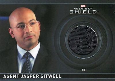 Marvel Agents of S.H.I.E.L.D. Season 1 Agent Jasper Sitwell Costume Card CC15