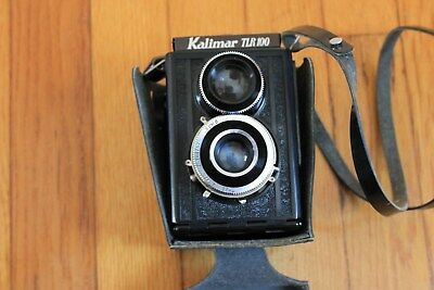 Kalimar TLR 100 Medium Camera, USSR!, Made in Russia. Vintage Russian Quality!!!