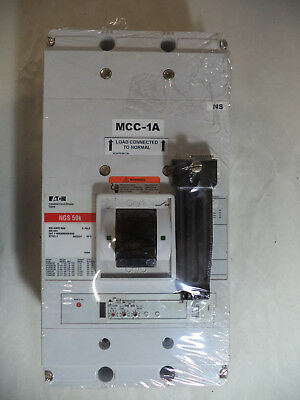 Eaton / Cutler Hammer Ngs308033Ew02 *used* 3-Pole, 800-Amp, Ls Trip Functions,