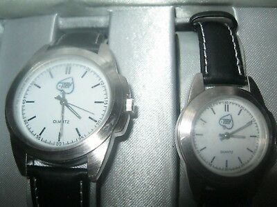 World POKER TOUR Official HIS/HERS Watch Set in GIFT  CASE - BRAND NEW