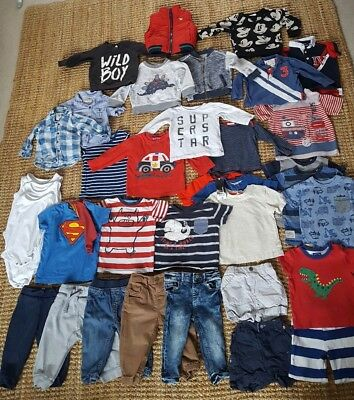 4667397a69e9 NEXT BABY Boys 6-9 Months Outfit