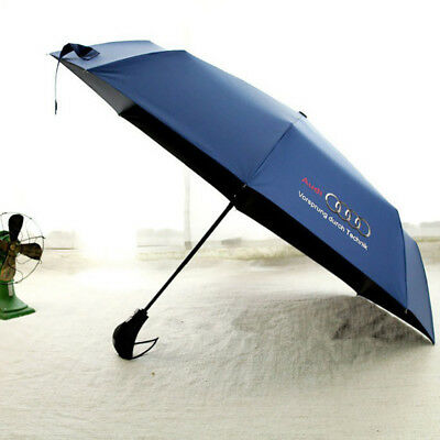 Audi Umbrellas Fashion & Business Oversize Automatic Windproof Umbrella