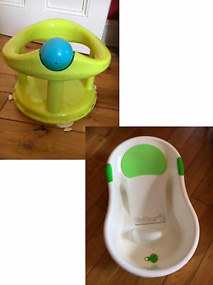 MAMAS AND Papas Baby Bath Seat - £5.00 | PicClick UK