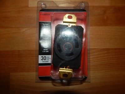 NEMA L14-30R 3 Pole 4 Wire Grounding 125/250V 30 AMP SINGLE Receptacle/Outlet