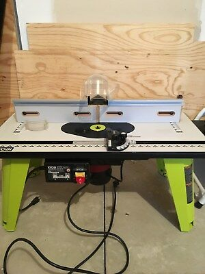 Ryobi router table and craftsman router combo router bits included ryobi router table and craftsman router combo router bits included local pick keyboard keysfo Gallery