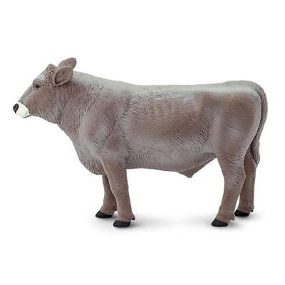 SCHLEICH 13257 BRAUNVIEH-BULLE  BROWN SWISS BULL k5.1 Action- & Spielfiguren