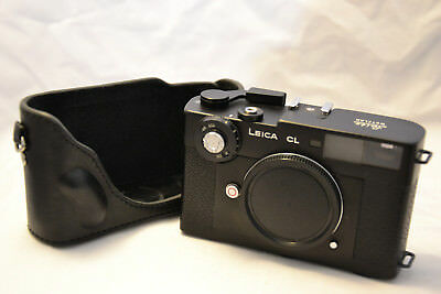 [Excellent] Leica CL 35mm Rangefinder Film Camera Body Only