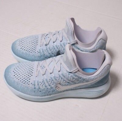 new concept cabc4 61862 Nike Lunarepic Low Flyknit 2 Women's Running Shoes, Size 6, 863780 405