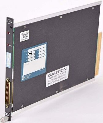 Kinetic Systems 3512-E1A 16-Channel ADC A/D Converter CAMAC Crate Plug-In Module