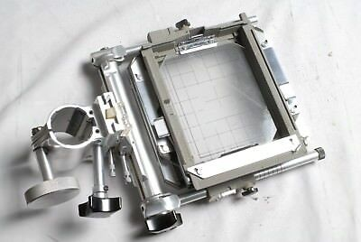 Sinar Norma Camera Rear Frame with Ground Glass