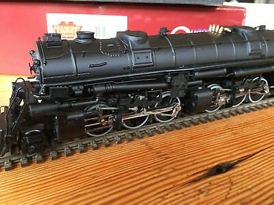 Broadway Imports Ltd Norfolk and Western Class A 4-6-6-4 Steam loco with sound