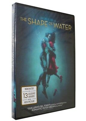 The Shape Of Water DVD *In Stock*
