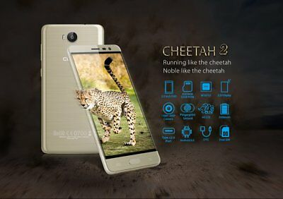 4G OHNE VERTRAG FHD IPS CUBOT Cheetah 2 5,5 Zoll 3GB+32GB Android 7.0 Smartphone
