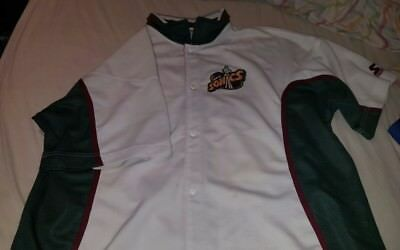 Seattle Supersonics Warm Up Jacke Starter NBA USA