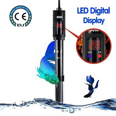 Aquarium Heater with Water Protection Function and Temperature Digital Display