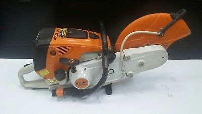"STIHL 14"" TS700 Concrete Cut Off Demo Saw - Hand Held - Gas Powered 98cc Motor"