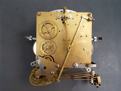 Vintage Smiths mantel clock movement for repair or spares