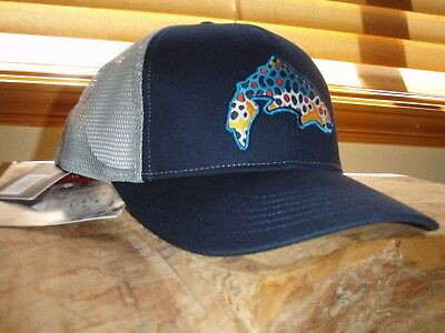 b21cd9d05 SIMMS FISHING PRODUCTS Artist Series DeYoung Trout Trucker Hat
