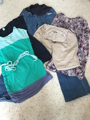 Womens Maternity Clothes Lot