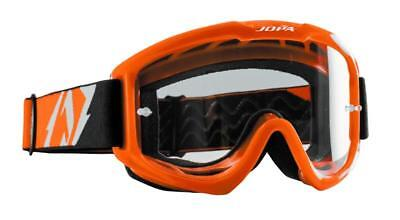 Jopa Brille Venom II KTM Orange MX Motocross Enduro Brille Goggle Cross
