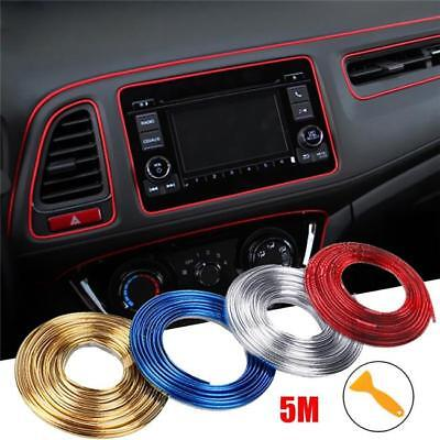 Edge Gap Line Interior Point Molding Accessory Garnish 3/5M for Universal Car SA