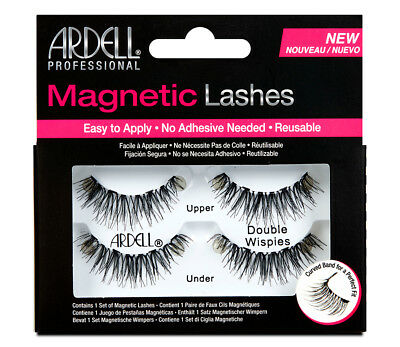 Ardell Magnetic Lashes Double Wispies Ciglia Finte Magnetiche