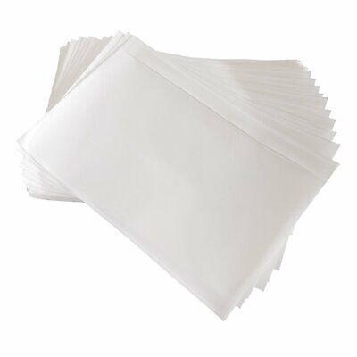 """6""""x9"""" Clear Envelope Pouches Slip Plastic Self Adhesive Shipping Label Packing"""