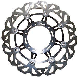 Pair  Armstrong Wavy Floating Front Brake Discs  Bkf790