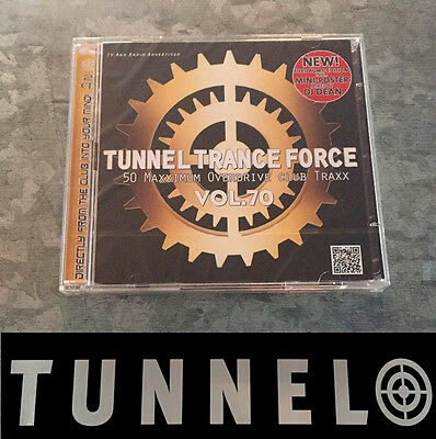 2Cd Tunnel Trance Force Vol. 70
