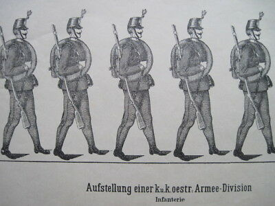 Trentsensky Infanterie um 1825, toy theater, oest. Armee-Division, ORIGINAL