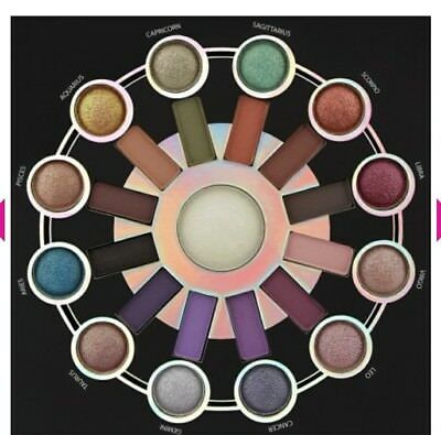 Zodiac 25 Color Eyeshadow And Highlighter Palette by BH Cosmetics #12