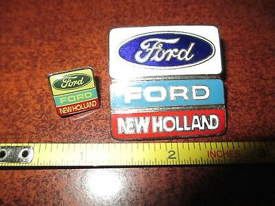 Ford New Holland Pins (Pair 2)