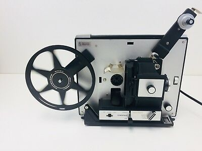 Bell & Howell 471A Dual 8mm multi motion (Reg 8mm / Super 8mm) Movie Projector