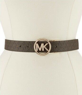 Brand NEW Reversible Michael Kors Signature Belt Size SMALL