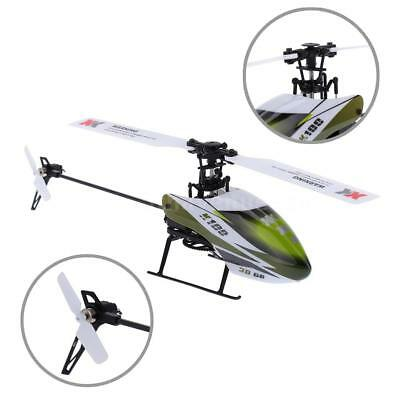Original XK Falcon K100-B 6CH 3D 6G System BNF RC Helicopter C1O4