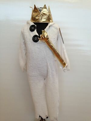 Where The Wild Things Are Child Costume