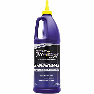 Royal Purple ROY01512 Synchromax synthetic CHROMAX, 1 quart, 6 Pack