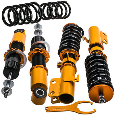 Coilovers Absorbers Adj Height For Toyota Corolla 03-08 Matrix Coil Over Shocks