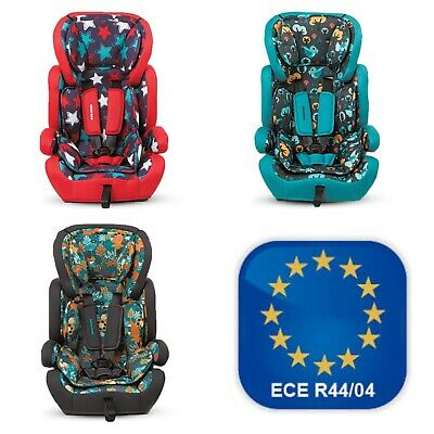 Child Baby Car Seat Joyride Safety Booster For Group 1/2/3 9-36kg ECE R44/04 New